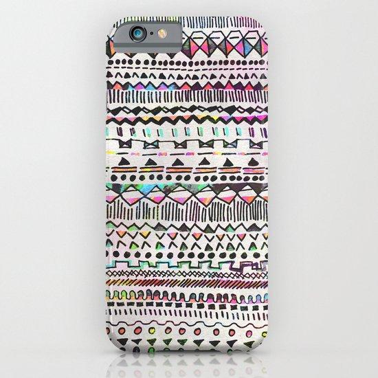 Pattern mix iPhone & iPod Case