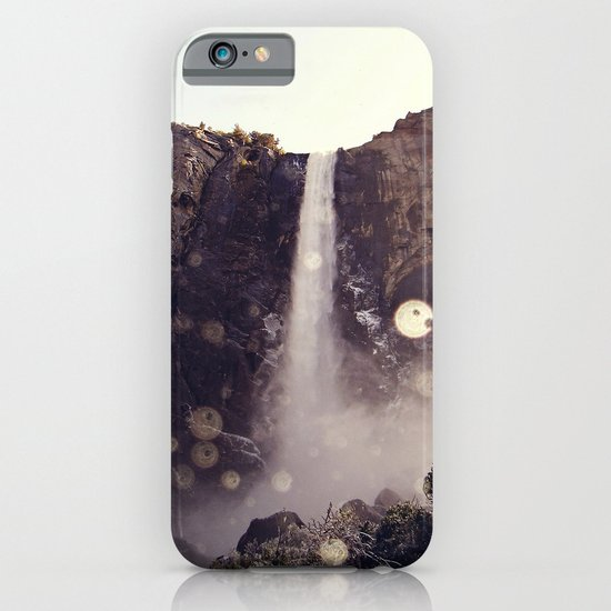 Mountain Waterfall iPhone & iPod Case