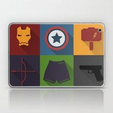 Avengers Icon Laptop & iPad Skin