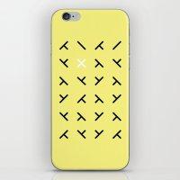 Hidden X iPhone & iPod Skin