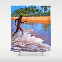Beautiful Bahia Shower Curtain