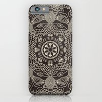 iPhone Cases featuring Spiritual Mantra by Diego Tirigall