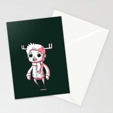Deer Season Stationery Cards