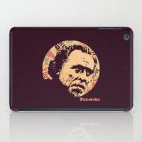 Bukowski iPad Case