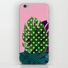 Tropical Leaf #01 iPhone & iPod Skin