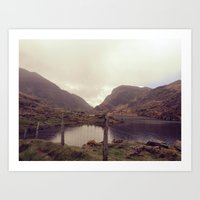 Gap of Dunloe Art Print