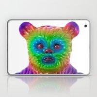 Neon Ewok Laptop & iPad Skin