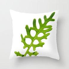 green velvet I Throw Pillow