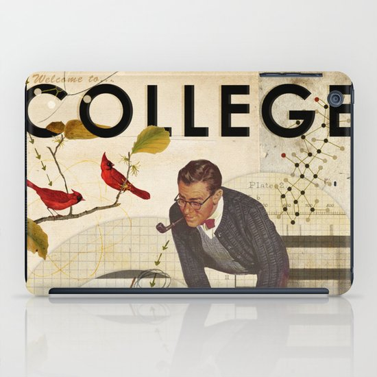 Welcome to... College iPad Case