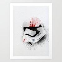 The Traitor Art Print