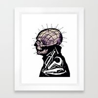Pinhead Framed Art Print