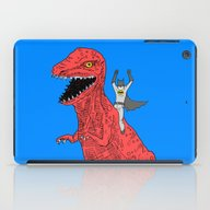 iPad Case featuring Dinosaur B Forever by Isaboa
