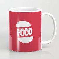 FOOD Logo Fun Generic Fo… Mug