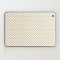 Cheeseburger Pattern Laptop & iPad Skin