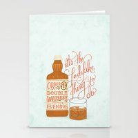 Some Good Advice Stationery Cards