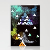 Spaceangles Stationery Cards