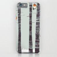Robin Trees iPhone 6 Slim Case