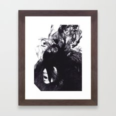 FUME Framed Art Print