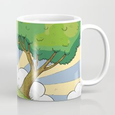 I want to be there Mug