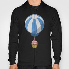 Flying Cupcake Hoody