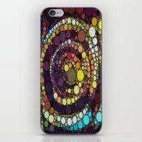 :: Crop Circle Circus :: iPhone & iPod Skin