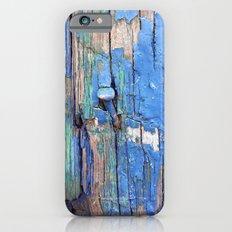 Blue Nail iPhone 6 Slim Case