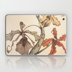 Hello Orchids Laptop & iPad Skin