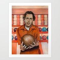 Donny / The Big Lebowski… Art Print