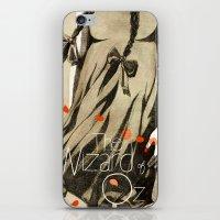 The Wizard Of Oz iPhone & iPod Skin