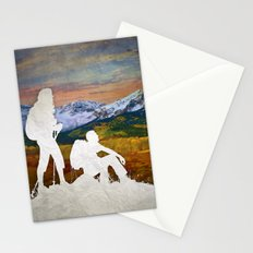 Autumn Hike Stationery Cards