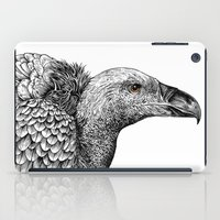 White-backed Vulture iPad Case