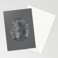 World's First Time Traveler Stationery Cards