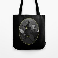 The Wicked Witch of the West Tote Bag
