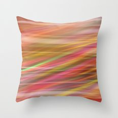 Spectral Radiance Throw Pillow