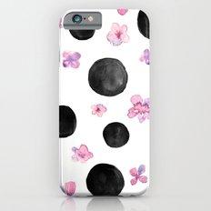 Flora dots Slim Case iPhone 6s