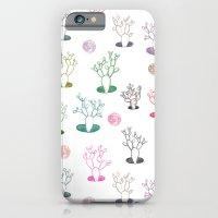 Cacti Under The Moon iPhone 6 Slim Case