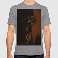 The Soldier's Heart Mens Fitted Tee Athletic Grey SMALL