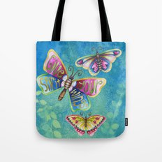 Give Your Spirit Wings  Tote Bag