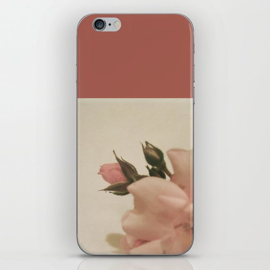 Floral Variations No. 1 iPhone & iPod Skin