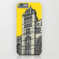 The Natural History Museum, London iPhone 6 Slim Case