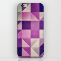 :: geometric maze VI :: iPhone & iPod Skin
