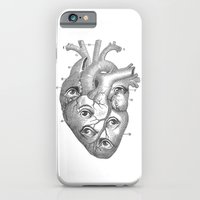 iPhone & iPod Case featuring Cabinet of curiosities by Budi Kwan