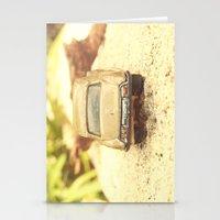 Julians Journey/ Roadblocked Stationery Cards