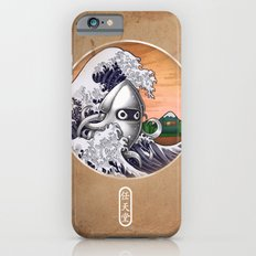 THE GREAT WAVE Slim Case iPhone 6s