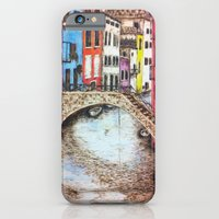 iPhone & iPod Case featuring Venice by Red Lady Locks