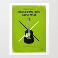 No286 My There's Somethi… Art Print