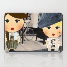 The illustrated ego-bloggers iPad Case