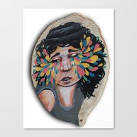 I See In Color Canvas Print