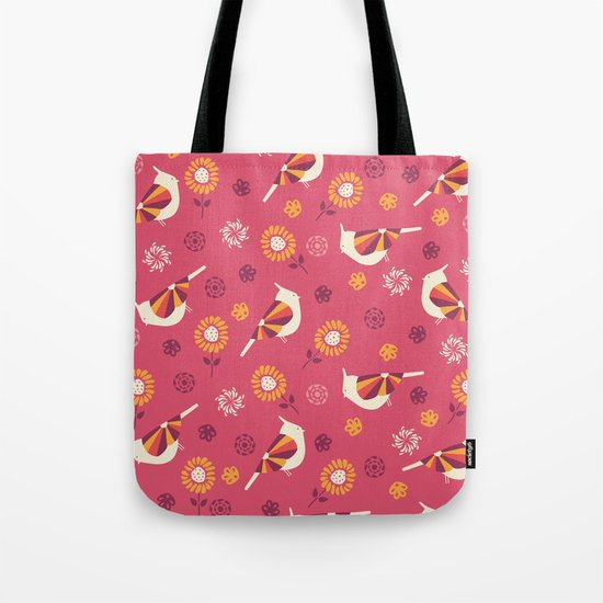 Rockin Robin's Tote Bag