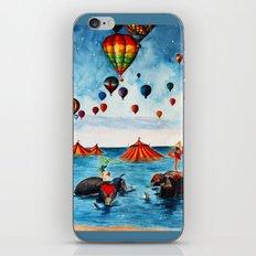 Rising Circus iPhone & iPod Skin